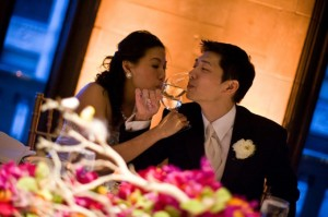 30University-Club-Chicago-Wedding-Sweetchic-Events-Second-Print-Productions.-Bride-and-Groom.-Wine-Toast.-Cheers.-680x453